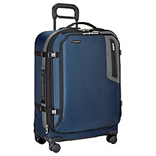 Buy Briggs & Riley BRX Explore 66cm Suitcase, Blue Online at johnlewis.com
