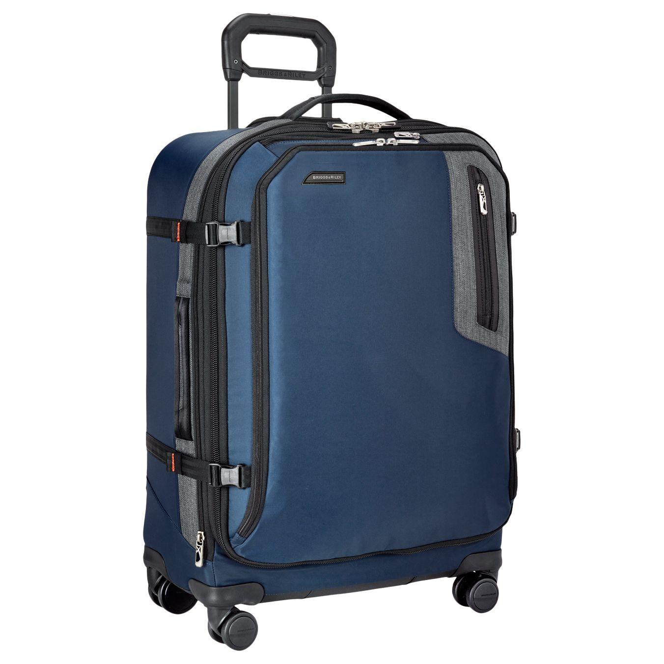 Briggs & Riley Briggs & Riley BRX Explore 66cm Suitcase, Blue