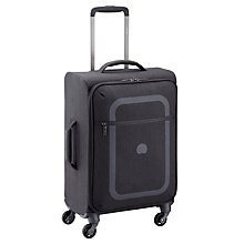 Buy Delsey Dauphine 3 4-Wheel 55cm Cabin Case Online at johnlewis.com