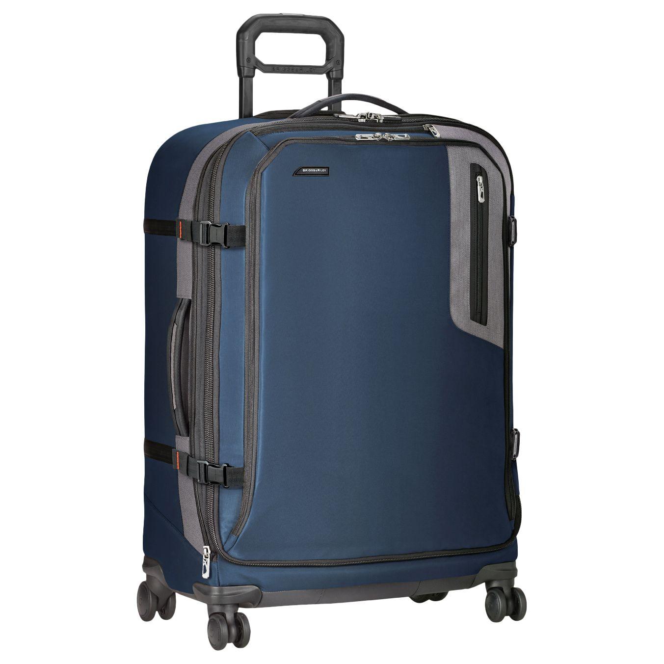 Briggs & Riley Briggs & Riley BRX Explore H73cm Suitcase, Blue