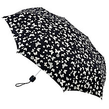 Buy Fulton Superlite-2 Butterfly Water Reactive Umbrella, Black/Multi Online at johnlewis.com