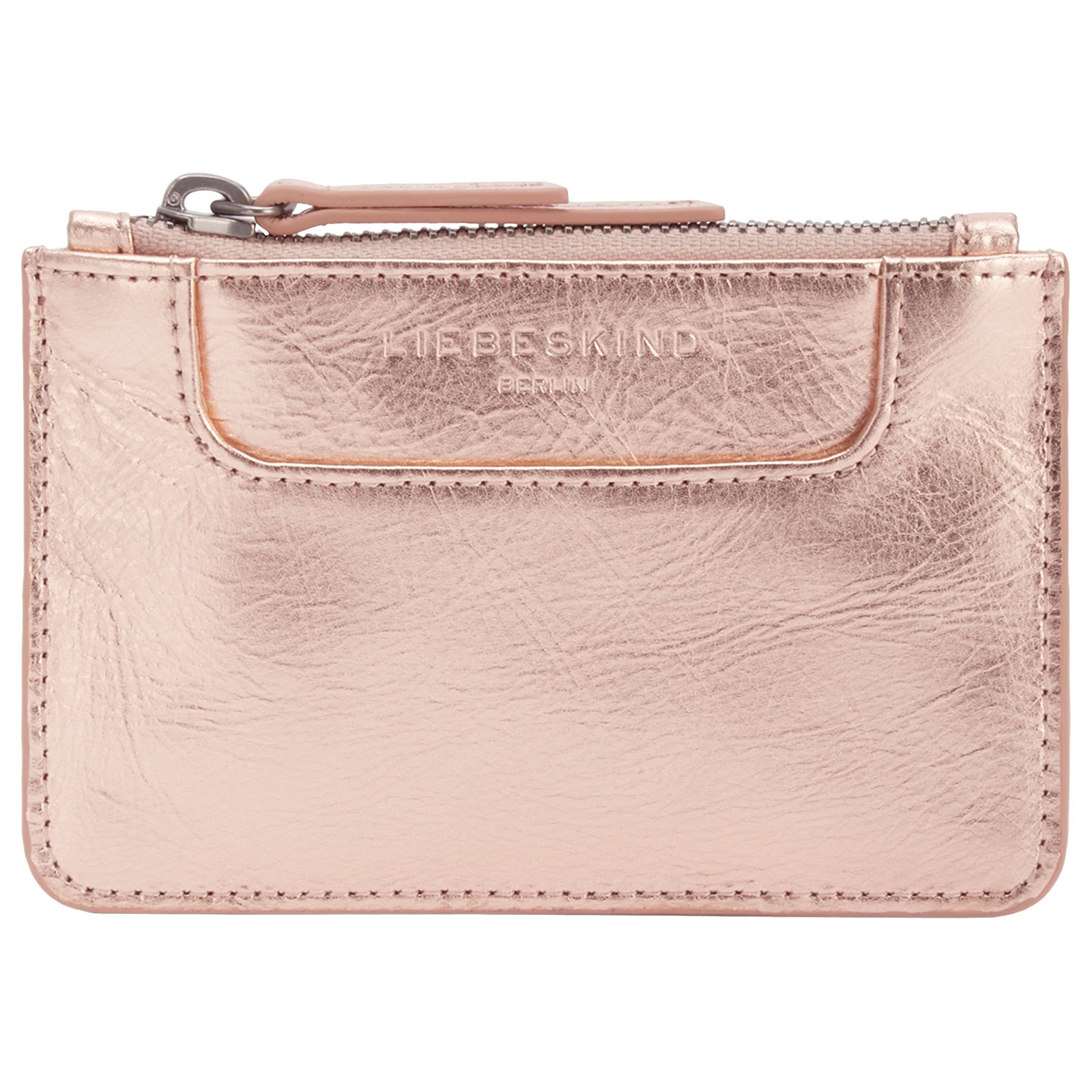 Liebeskind Liebeskind Matti Card Holder, Rose Gold