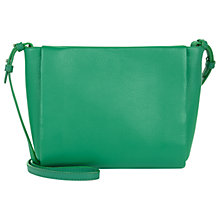 Buy Jaeger Icon Leather Across Body Bag Online at johnlewis.com