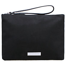 Buy Carvela Aztec Pouch Bag, Black Comb Online at johnlewis.com