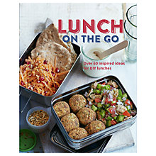 Buy Lunch on the Go Recipe Book Online at johnlewis.com