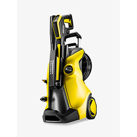 buy k rcher k5 premium full control plus home pressure washer john lewis. Black Bedroom Furniture Sets. Home Design Ideas
