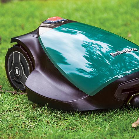 Buy Robomow Rc304u Automatic Robotic Lawnmower John Lewis
