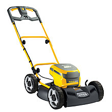 Buy Stiga Multiclip 50 AE 80V Battery Lawnmower Online at johnlewis.com