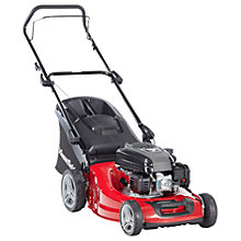 Buy Mountfield S481HP Hand Propelled 140cc Petrol Lawnmower Online at johnlewis.com