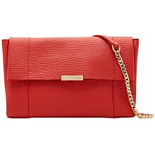 Buy Ted Baker Parson Leather Across Body Bag Online at johnlewis.com