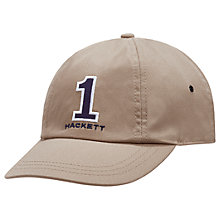 Buy Hackett London No. 1 Baseball Cap, One Size Online at johnlewis.com