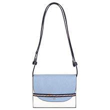 Buy NIca Frisco Small Shoulder Bag, Air Blue Online at johnlewis.com