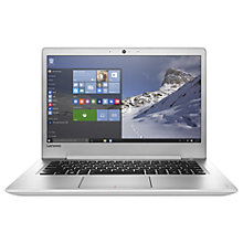 "Buy Lenovo Ideapad 510S Laptop, Intel Core i3, 4GB RAM, 128GB SSD, 13.3"" Full HD Online at johnlewis.com"