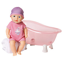 Buy Zapf My First Baby Annabell Bathing Doll Online at johnlewis.com