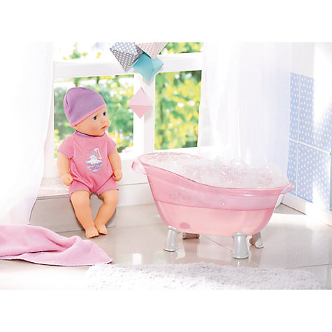 buy zapf my first baby annabell bathing doll john lewis. Black Bedroom Furniture Sets. Home Design Ideas
