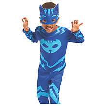 Buy PJ Masks Children's Catboy Hero Costume, 4-6 years Online at johnlewis.com