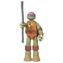 Buy Teenage Mutant Ninja Turtles Mutant XL Donnie Figure, 28cm Online at johnlewis.com