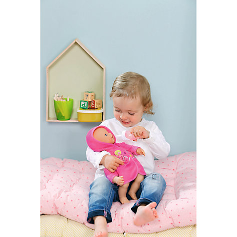 Buy Zapf My Little Baby Born Potty Training Doll John Lewis