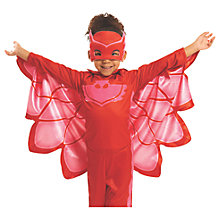 Buy PJ Masks Children's Owlette Hero Costume, 4-6 years Online at johnlewis.com