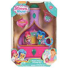 Buy Shimmer and Shine Magic Wishes Jewellery Box Online at johnlewis.com