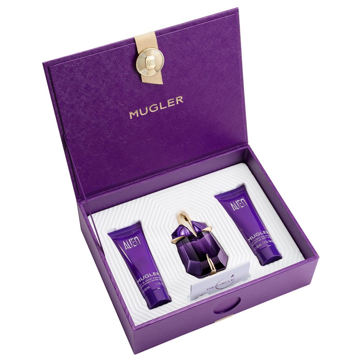 Mugler Mugler Alien 30ml Eau de Parfum Fragrance Gift Set