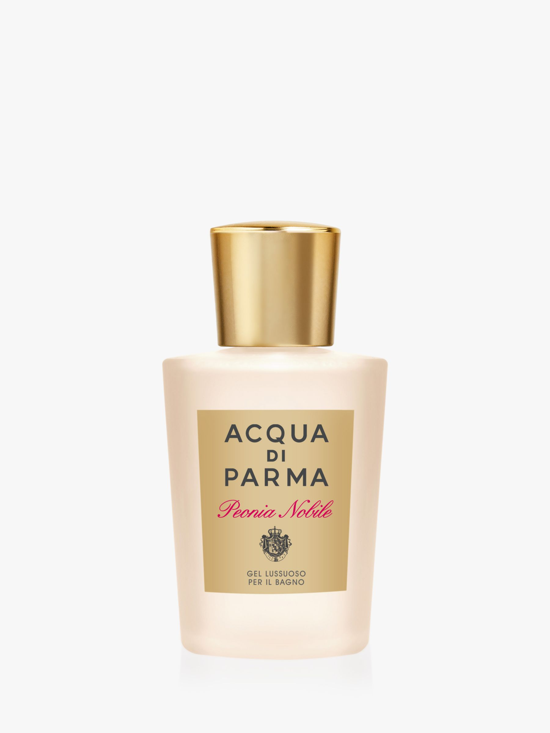 Acqua Di Parma Acqua di Parma Peonia Nobile Luxurious Bath Gel, 200ml