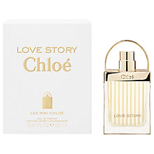 Buy Chloé Love Story Les Mini Chloé Eau de Parfum, 20ml Online at johnlewis.com