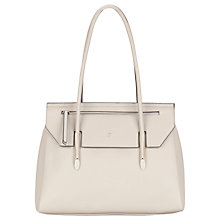 Buy Fiorelli Carlton Tote Bag, Misty Grey Online at johnlewis.com