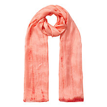 Buy East Tie Dye Scarf, Calypso Online at johnlewis.com
