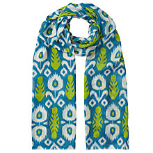 Buy East Ikat Scarf, Multi Online at johnlewis.com