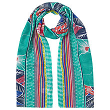 Buy East Karina Print Scarf, Multi Online at johnlewis.com