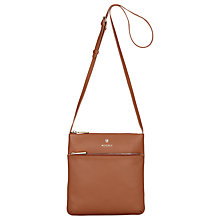 Buy Modalu Berkeley Leather Large Across Body Bag Online at johnlewis.com