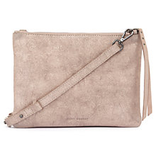 Buy Mint Velvet Lottie Across Body Bag, Light Pink Online at johnlewis.com