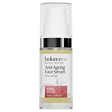 Buy Balance Me Anti-Ageing Face Serum, 30ml Online at johnlewis.com