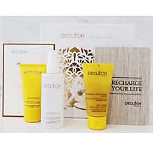 Buy Decléor Recharge Awakening Box Skincare Gift Set Online at johnlewis.com