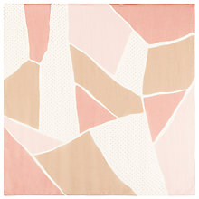 Buy Hobbs Victoria Scarf, Pink/Multi Online at johnlewis.com