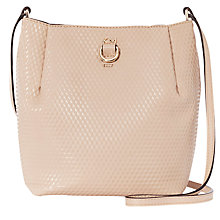 Buy Karen Millen Square Duffle Shoulder Bag Online at johnlewis.com