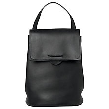 Buy Whistles Mini Broadwick Leather Backpack Online at johnlewis.com