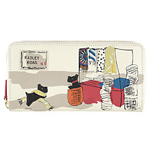Buy Radley Radley Road Leather Picture Matinee Purse Online at johnlewis.com