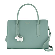 Buy Radley Liverpool Street Leather Medium Grab Bag Online at johnlewis.com