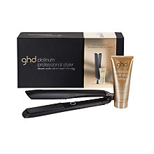 Buy ghd Limited Edition Platinum Styler Gift Set Online at johnlewis.com
