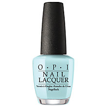 Buy OPI Nail Lacquer Fiji Colour Collection Online at johnlewis.com