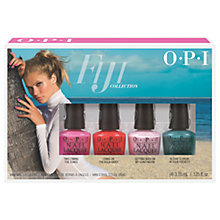 Buy OPI Fiji Collection Mini Nail Lacquer, 4 Pack Online at johnlewis.com