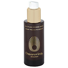 Buy Omorovicza Gold Flash Firming Serum, 30ml Online at johnlewis.com