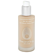 Buy Omorovicza Complexion Perfector SPF 20 BB Cream, 50ml Online at johnlewis.com
