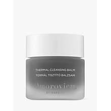 Buy Omorovicza Thermal Cleansing Balm, 50ml Online at johnlewis.com