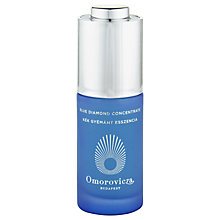 Buy Omorovicza Blue Diamond Concentrate, 30ml Online at johnlewis.com