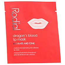 Buy Rodial Dragon's Blood Individual Lip Mask Online at johnlewis.com