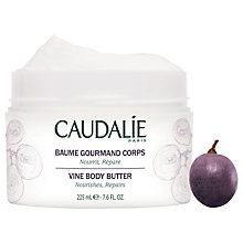 Buy Caudalie Vine Body Butter, 225ml Online at johnlewis.com