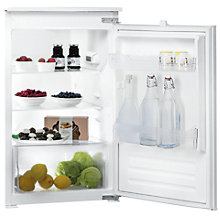 Buy Indesit INS901AA Integrated Undercounter Fridge, A+ Energy Rating, 54cm Wide Online at johnlewis.com